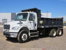 2011 Freightliner M2106 14-Yard T/A Dump Truck Cummins 8.3L Diesel bidadoo