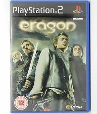 Eragon PlayStation 2 PS2 Game Complete