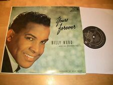 9/3R Billy Ward and his Dominoes - Yours Forever ( LRP 3083 Liberty)
