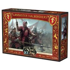 Lannister Halberdiers: A Song Of Ice and Fire Expansion