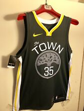 NWT Kevin Durant Statement Authentic (Golden State Warriors) the TOWN jersey