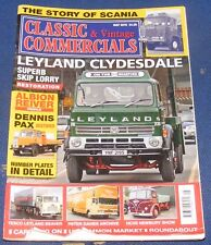 CLASSIC & VINTAGE COMMERCIALS  MAY 2015 - LEYLAND CLYDESDALE