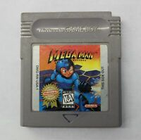 Mega Man Dr. Wily's Revenge Nintendo game Boy Game 100% Authentic