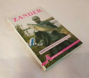 Zander by Barrie Rickards & Neville J. Fickling (Angling Library, HB, 1990)