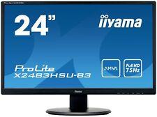 iiYama ProLite x2483hsu-b3 24 pouces écran LED - Full HD,4Ms,HAUTS-PARLEURS,HDMI
