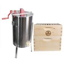 GoodLand Bee Supply Gl-E2-2B1Sk Beekeeping Double Deep Beehive Kit