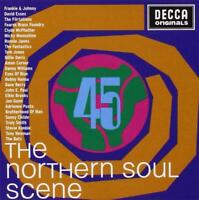 THE NORTHERN SOUL SCENE Various NEW & SEALED CD (DECCA ORIGINALS) R&B CLASSICS