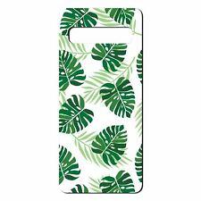 Pour Samsung Galaxy S10 Coque En Silicone Plante tropicale Motif-S5705