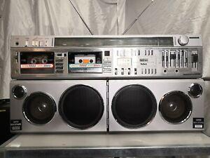 Toshiba RT-S98 MacKenzie Stereo Boombox