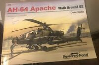 AH-64 Apache - Color Walk Around No. 52 by Bernstein, Jonathan Book The Fast