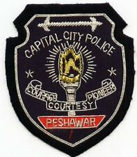 PAKISTAN PESHAWAR CAPITAL CITY POLICE POLICIA