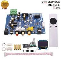ES9038Q2M DSD DAC Decoder Board Support IIS DSD 384KHz Coaxial Optical Fiber