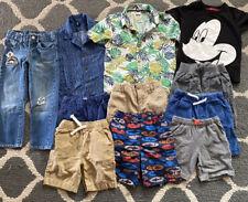 Boy summer clothes lot 5T