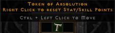 Token Diablo II 2 Resurrected EU/US Softcore D2 Items