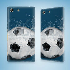 SPORTS FOOTBALL SOCCER BALL 4 HARD CASE SONY XPERIA C3 C4 E4 M2 M4 SP T2 T3