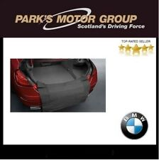 Genuine BMW Boot / Trunk Loading Edge / Sill Protector Mat - 51472407204