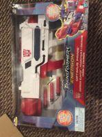 Transformers Optimus Prime Energon Blaster 2004 MB