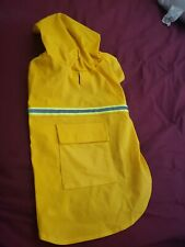 Dog reflective Raincoat Waterproof Jacket Coat Softshell XXL Size