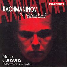 Mariss Jansons, S. Rachmaninoff - Symphony 2 [New CD]