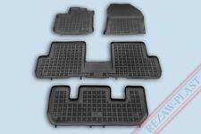 REZAW Gummimatten Gummifußmatten TPE 3D für Dacia Lodgy ab Bj.03/2012 4tlg