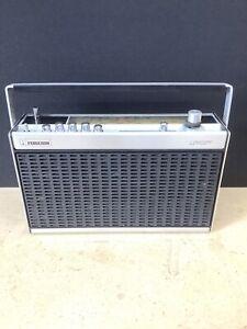 Vintage Ferguson Transistor 4-Band Radio Model 3188 - Working