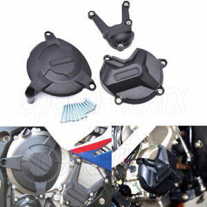 Racing Engine Cover Set Protection Guard for BMW S1000RR S1000R HP4 2009-2016 17