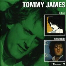 Tommy James - In Touch / Midnight Rider [New CD]