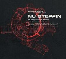 NU STEPPIN = Jaxx/Kush/Apex/Kallaghan/Nordstadt...=2CD= ELECTRO BREAKS UK GARAGE