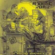 ATOMIC ROAR  Warfare Merchants CD Witchtrap  Toxic Holocaust  Exodus  Assassin
