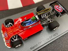 1/43 March Ford 731 #11 Henri Pescarolo GP Spanien 1973 SPARK S5371 OVP !