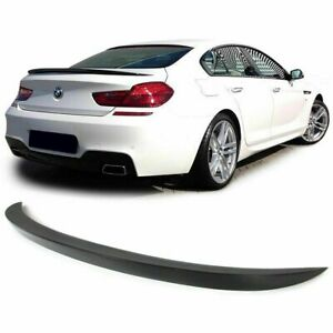 REAL Carbon Fiber MP M Trunk Boot Spoiler Wing For BMW 6 Series M6 F12 F13 12-19