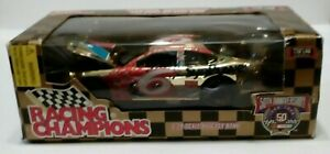 1998 Racing Champions 1:24 Gold , NASCAR #-6 Mark Martin , Syn Power