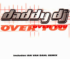 DADDY DJ - OVER YOU INCLUDES IAN VAN DAHL REMIX CD SINGLE SLIM BOX 2002 SPAIN