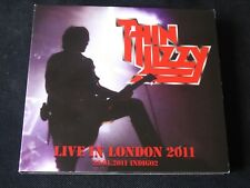 Thin Lizzy - Live In London 2011 (Double Cd 2011)