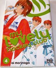 Manga MY LOVELY HOCKEY CLUB tome 4 Pika éditions Française VF très bon état