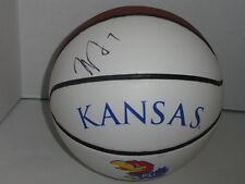 Wayne Selden signed autographed Kansas Jayhawks 8x10 photo HS All American