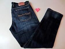 Lucky Brand Women's 10/30 Long  Sweet'n Straight 7WD1524 Dark Wash Jeans