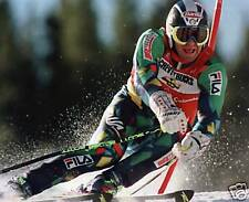 ALBERTO TOMBA ITALIAN OLYMPIC SKIIER 8X10 PHOTO #60