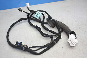 Chevrolet Epica Bj.07 Door Wiring Harness Cable Harness Rear Right 7E11KWC
