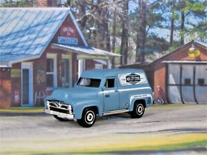 1955 - 1956 Ford F-100 City StorePanel Delivery Truck 1/69 Scale  B