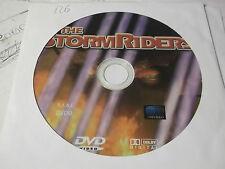 """DVD  """" THE STORM RIDERS """"  -  DA EDICOLA - (126)"""