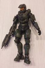 Actionfigur Halo McFarlane Halo 4 Spartan Master Chief grün  Gebraucht