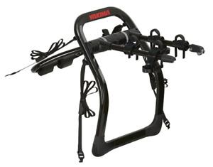 NEW Yakima Fullback 2 Premium Trunk Bike Rack Carrier Mount Mountain Road Bikes