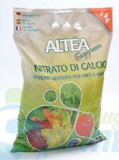NITRATO DI CALCIO sacco da 5 kg concime per orti e giardini