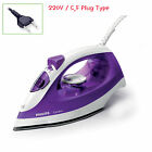 Philips GC1431/38 Electric Steam Iron 220V 1400W Clothes Steamer Non Stick Plate