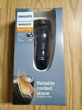 Philips Norelco Corded Electric Shaver 1100 Trimmer New