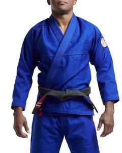 Gameness Blue Feather Jiu Jitsu Gi