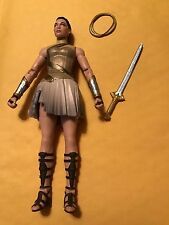 "Mattel DC Multiverse Ares BAF Series Wonder Women Diana of Themyscira 6"" Figure"