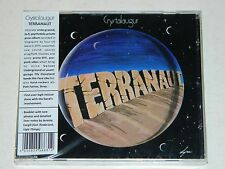 CRYSTALAUGUR - Terranaut (1975) / Re. Out.Sider /  CD (New Sealed)