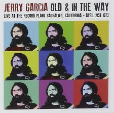JERRY GARCIA - OLD & IN THE WAY-LIVE AT THE RECORD PLANT SAUSAL  CD NEU